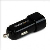 StarTech Dual Port USB Car Charger High Power 17 Watt / 3.4 Amp