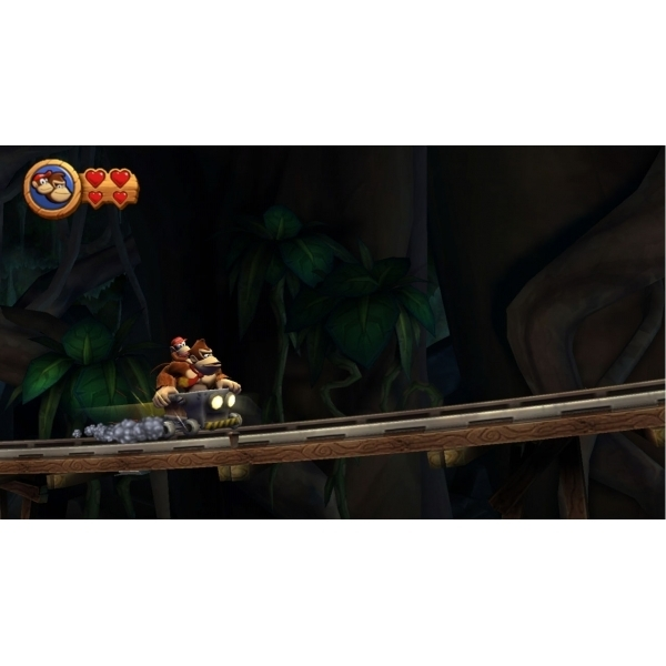 Donkey Kong Country Returns (Selects) Game Wii - Image 2