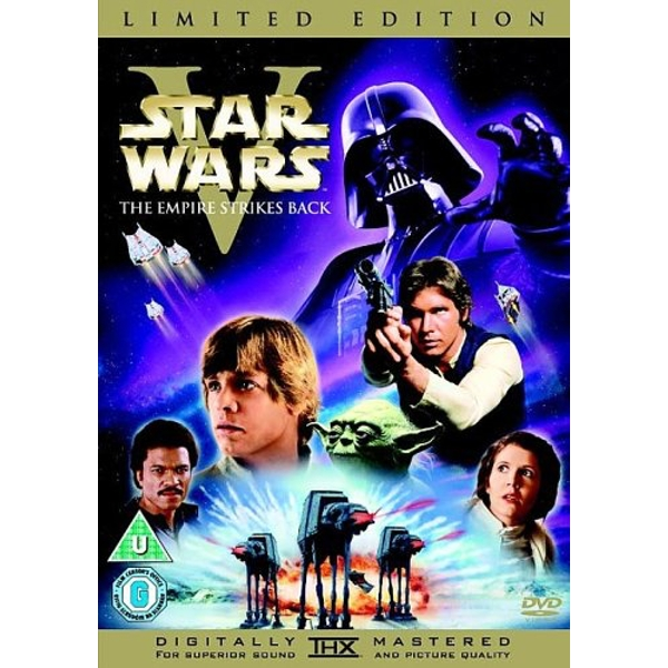 Star Wars V: The Empire Strikes Back Limited Edition DVD