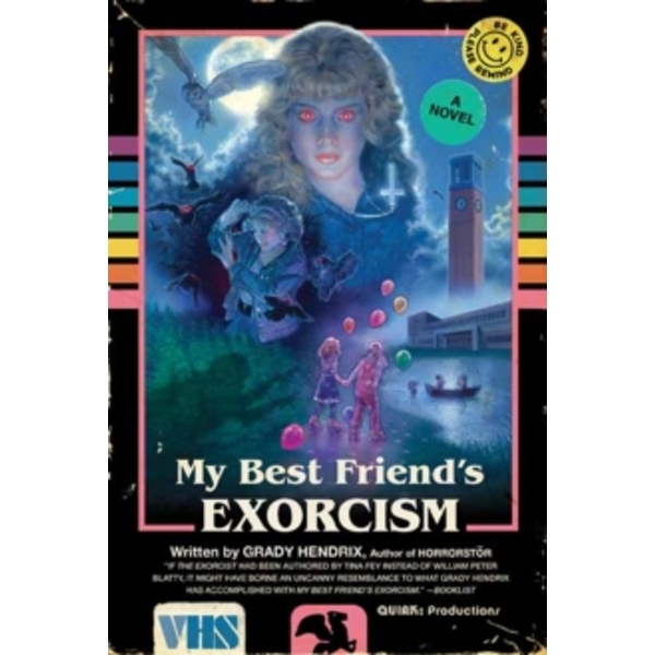 My Best Friend's Exorcism by Grady Hendrix (Paperback, 2017)