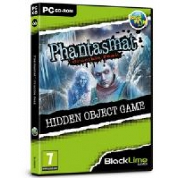 Phantasmat: Crucible Peak Hidden Object Game for PC (CD-ROM)