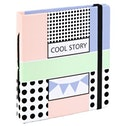 """Hama """"Cool Story"""" Slip-In Album, for 56 instant pictures up to max. 5.4 x 8.6 cm"""