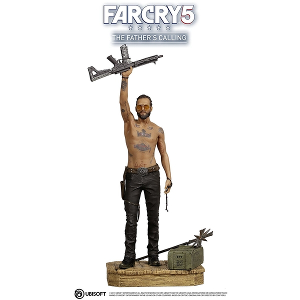 The Father's Calling Joesph (Far Cry 5) Ubicollectibles Figurine - Image 1