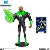 Green Lantern Justice League Animated DC Multiverse McFarlane Toys Action Figure