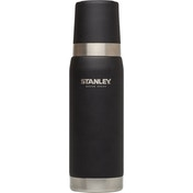 Stanley Master Series Flask, 750ml - Black & Silver