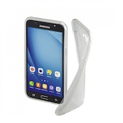 Hama Crystal Clear Cover for Samsung Galaxy J7, transparent