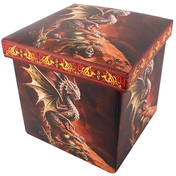 Desert Dragon Storage Box