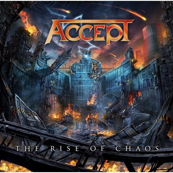 Accept - The Rise Of Chaos Vinyl