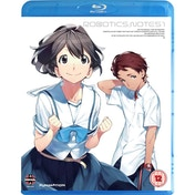 Robotics Notes Part 1 Episodes 1-11 Blu-ray