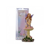 Fairy Gazer Purple Statue
