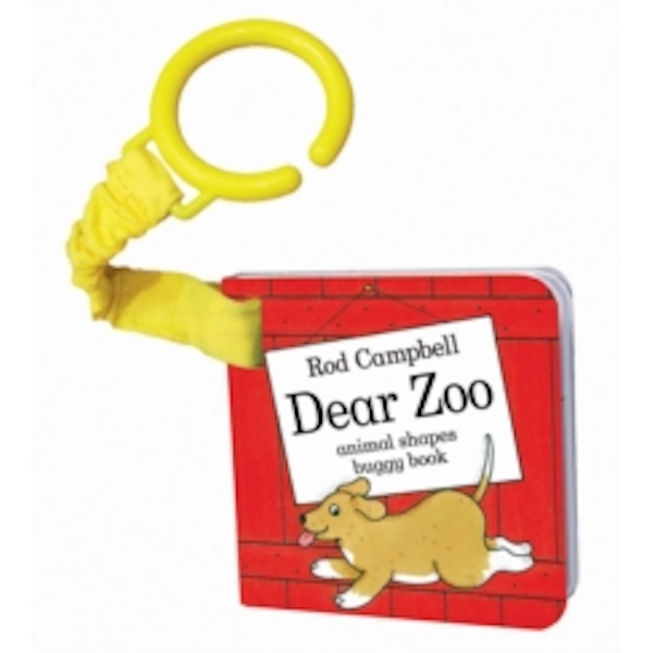 Dear Zoo Animal Shapes Buggy Book by Rod Campbell (Board book, 2011)