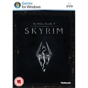 The Elder Scrolls V 5 Skyrim with Dawnguard Expansion Game PC
