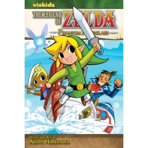 The Legend of Zelda, Vol. 10 : Phantom Hourglass : 10
