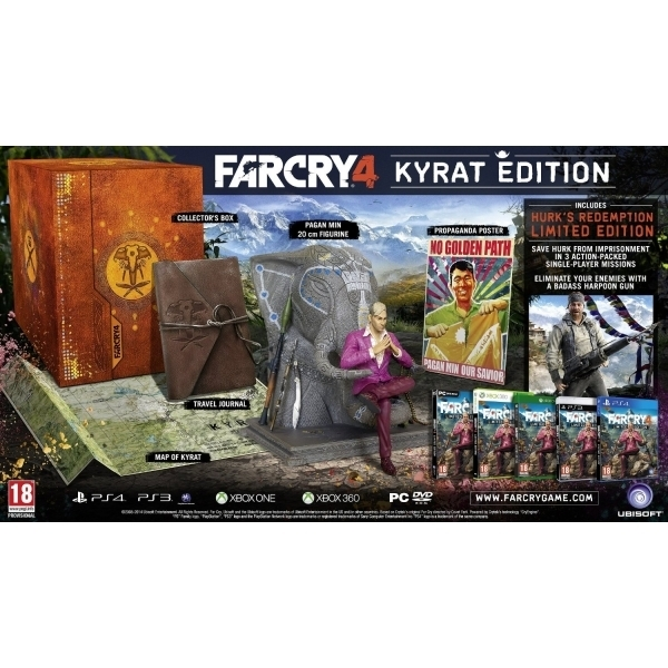 Far Cry 4 Kyrat Edition Xbox 360 Game - Image 2