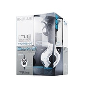 E-Blue EHS015WH Mazer Type-X 7.1 White USB Gaming Headset