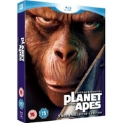 Ex-Display Planet Of The Apes Collection Blu-ray Used - Like New