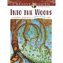 Creative Haven Into the Woods : A Coloring Book with a Hidden Picture Twist