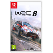 WRC 8 Nintendo Switch Game