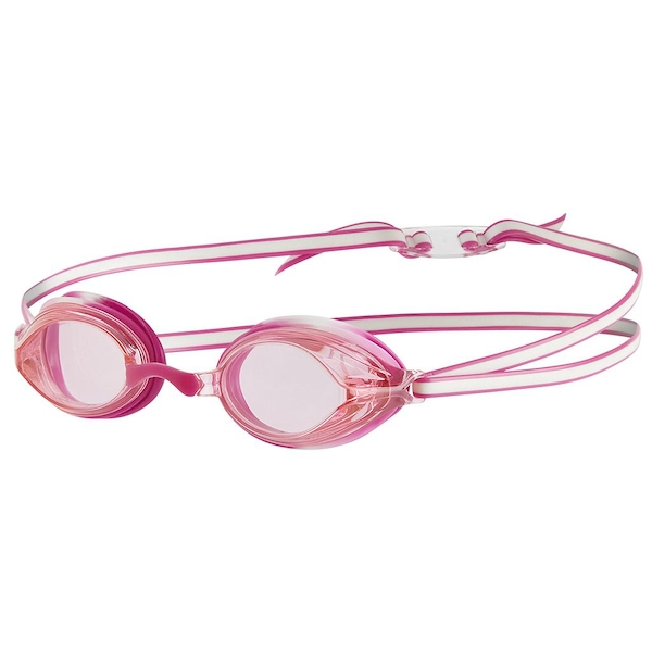Speedo Vengeance Goggles Junior White/Pink Junior