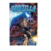 Godzilla Rulers of Earth Volume 6 Paperback
