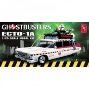 Ghostbusters 1:25 ECTO1 Scale Model Kit