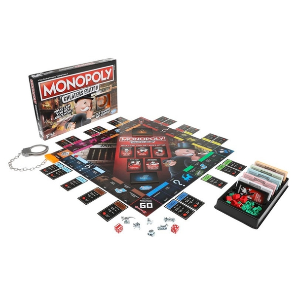 Monopoly Cheaters Edition - Image 2