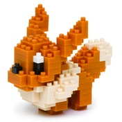Nanoblock Pokemon Eevee Building Set