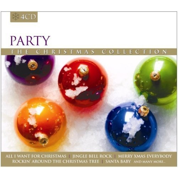 Party The Christmas Collection 4CD