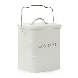 3.5L Kitchen Compost Waste Bin | M&W