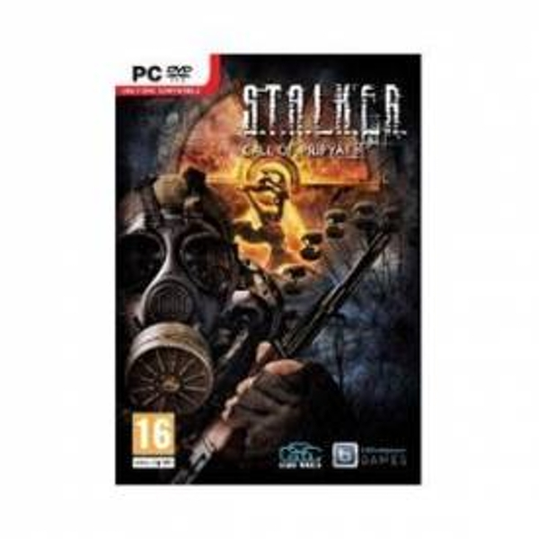 S.T.A.L.K.E.R. (Stalker) Call of Pripyat Game PC