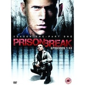 Prison Break Series 1 Vol.1 DVD
