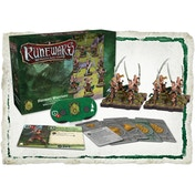 Runewars Miniatures Game: Darnati Warriors Expansion