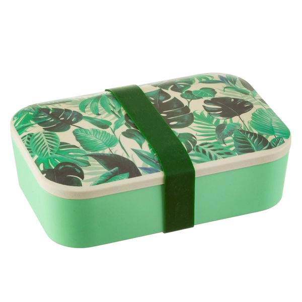 Sass & Belle Botanical Jungle Bamboo Lunch Box