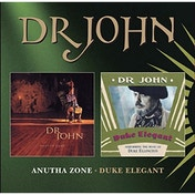 Dr John - Anthua Zone / Duke Elegant CD