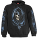 Ghost Reaper Men's X-Large Hoodie - Black - Image 2