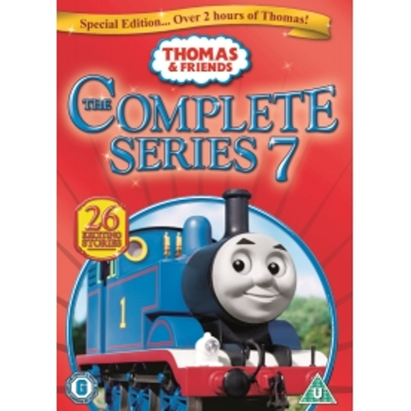 Thomas & Friends Series 7 DVD