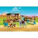 Playmobil DreamWorks Spirit Riding Arena with Lucky and Javier - Image 2