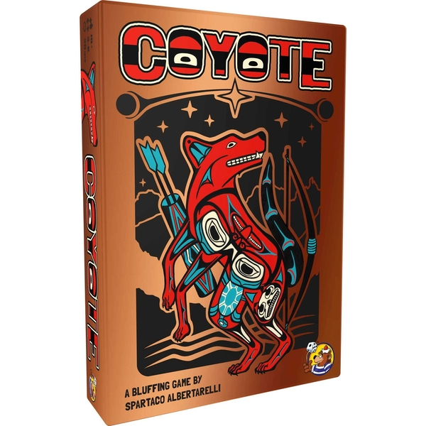 Coyote Board Game