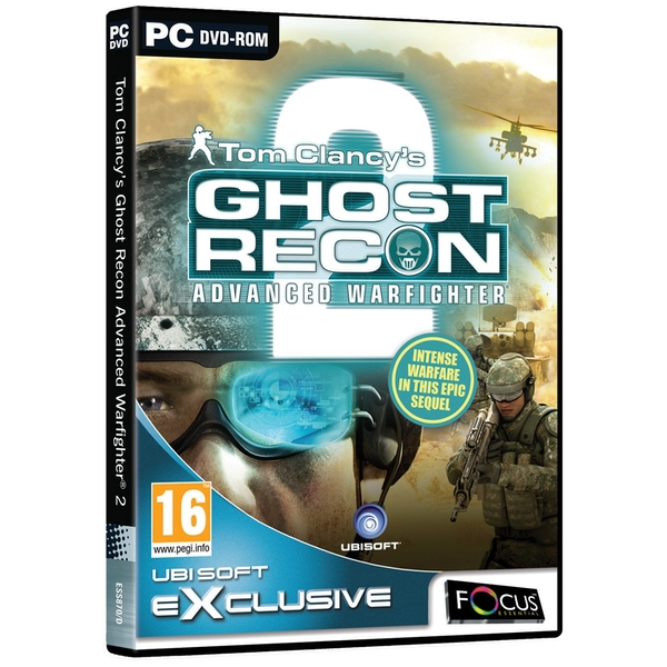Tom Clancy's Ghost Recon Advanced Warfighter 2 PC Game