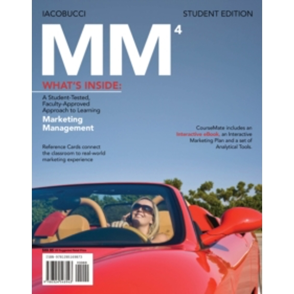 MM4 (with CourseMate, 1 term (6 months) with Career Transitions 2.0 Printed Access Card)