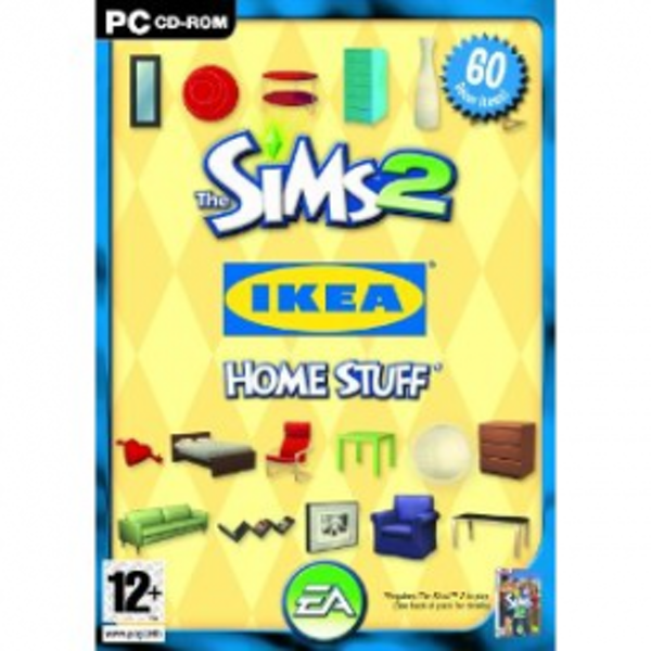 The Sims 2 Ikea Home Stuff Game PC