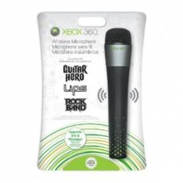 Official Wireless Microphone Xbox 360
