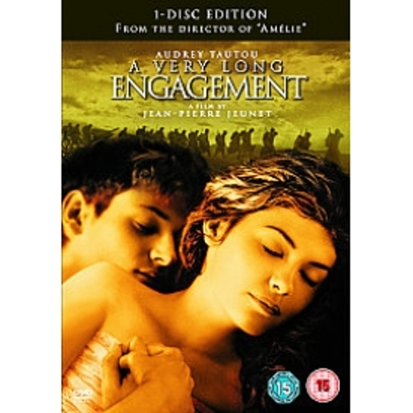 Very Long Engagement DVD