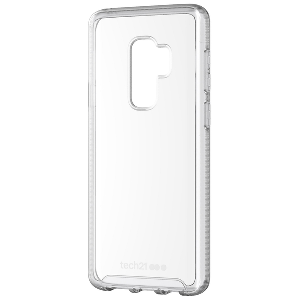 Tech21 Pure Clear mobile phone case Cover Transparent