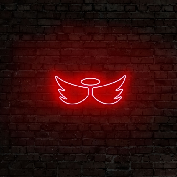 Angel - Red Red Wall Lamp