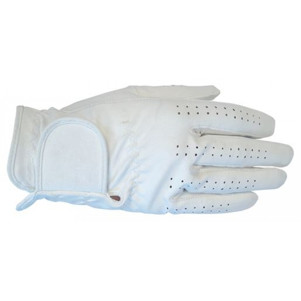 Mens Leather Bowls Glove RH Small