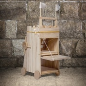 Thumbs Up Siege Tower Build Your Own Kit Building Set