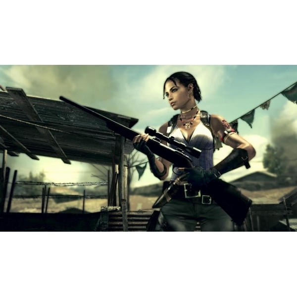 Resident Evil 5 Gold Edition (Move Compatible) Game (Essentials) PS3 - Image 4