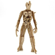 Groot (Guardians of the Galaxy) IncrediBuilds 3D Wood Model Kit