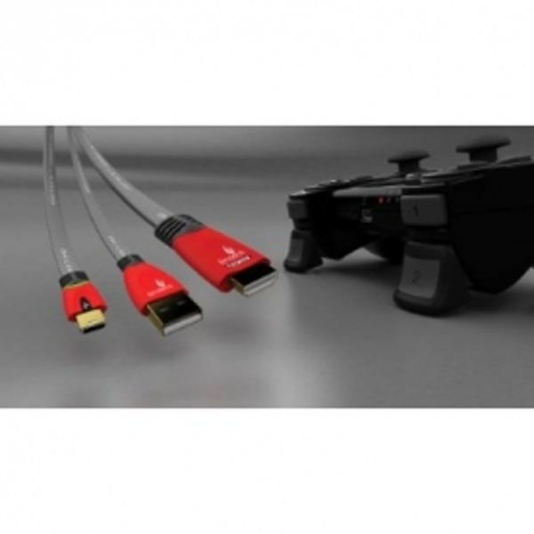 Gioteck Premier Connect Pack PS3 - Image 2